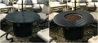 tropitone fire pit table reviews tropitone fire pit garden terrace fire pits collection garden