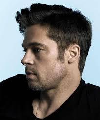 brad pitts haircut in seven list of brad pitt hairstyles brad pitt s best looks