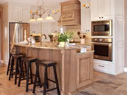country kitchen with island traditional kitchen with added storage cyndi haaz hgtv