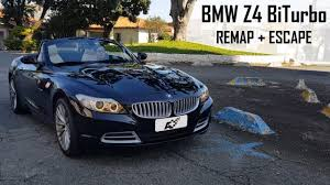 bmw z4 e bmw z4 twinpower turbo 250cv remap e escape