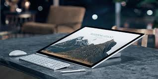 Desktop Drafting Table Microsoft Surface Studio Pc Is What Photographers Want This