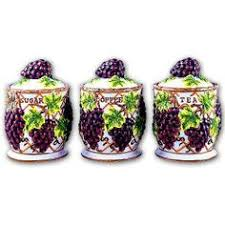 grape kitchen canisters 7 grape clusters kitchen towel set by mainstay 19 99