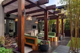 modern patio exterior home decking ideas oyawes interior design newest wooden