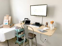 Diy Standing Desks Home Office Diy Standing Desk Of Trying