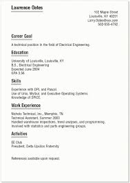 exle of resume for college student sle resume of a college student best resume collection