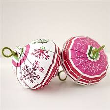 ornaments paper ornaments construction paper