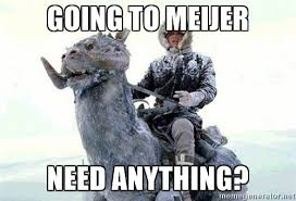 Winter Meme - the best memes about winter in michigan