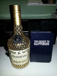 Hennessy Favors by Best 25 Bedazzled Liquor Bottles Ideas On Bedazzled