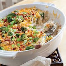 loaded baked potato casserole paula deen recipe by kdcooks key