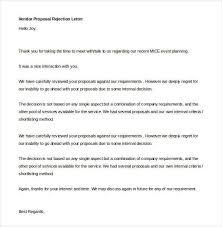 Rejection Letter Sle Uk rejection letter sle to vendor 28 images letter template 24 free