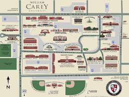 Clarence House Floor Plan Hattiesburg Campus William Carey University