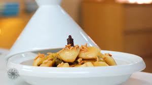 cuisine choumicha poulet choumicha tajine de poulet aux pommes caramélisées