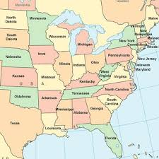 map of us states and capitals us map states capitals midwest states and capitals map quiz