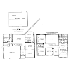 kimball hill homes floor plans ultima model in the harvest hill subdivision in lindenhurst