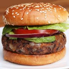 cuisine burger black bean burgers recipe by tasty