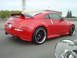 Ferrari California 350z - z car blog events