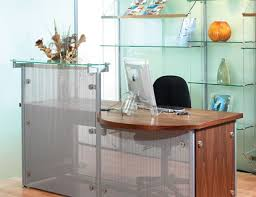 Oval Reception Desk Custom Made Reception Counters Shopkit Group Uk