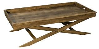 coffee table with folding legs material slate stone size oversized