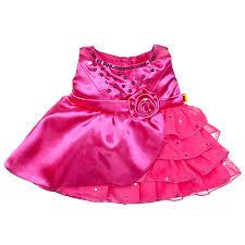 clothes for build a fuchsia sequin dress build a workshop us dolls