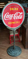 Coca Cola Patio Umbrella by 1165 Best Coca Cola Images On Pinterest Vintage Signs Vintage