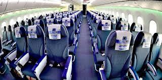 siege d avion pourquoi les sièges d avion sont bleus slate fr