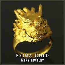 mens golden rings images Prima gold japan 24k mens pure gold ring gold pure gold k24yg jpg