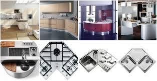 cucine con piano cottura ad angolo piano cottura angolare la scelta di una cucina ad angolo a volte