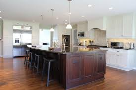 furniture rustic kitchen design ideas with dark wood kitchen