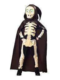 Grim Reaper Costume Child Skeleton Grim Reaper Costume 9902797 Fancy Dress Ball