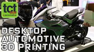 motorcycle accessories zortrax on 3d printing motorcycle parts with the m300 tct show