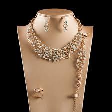 engagement jewelry sets aliexpress buy lan palace jewelry set for engagement jewelry