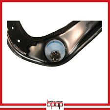 nissan pathfinder ball joint replacement front right upper control arm and ball joint assembly nissan