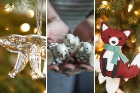8 diy animal ornaments to go wild for