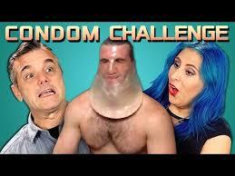 Challenge React Adults React To Challenge