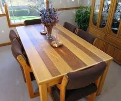 free farmhouse table plans kitchen table blueprints perfect making your own dining table