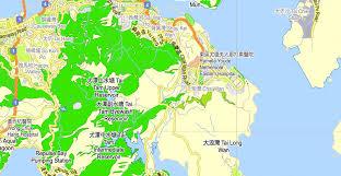 printable maps hong kong hong kong shenzhen china printable vector map adobe pdf editable