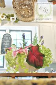 old things new u2013 how to create an ever lasting flower arrangement