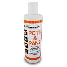 le creuset pot u0026 pans cleaner for 27 95 kitchenware superstore