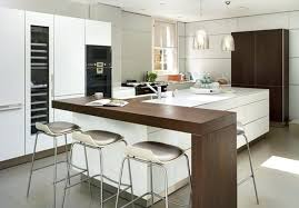cuisine contemporaine design deco cuisine contemporaine decoration mur cuisine moderne b on me