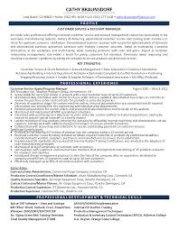 Free Sample Customer Service Resume 100 Free Sample Resume For Sales Representative Sales