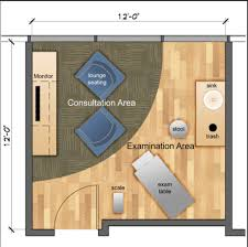 medical clinic floor plans functional layout exam rooms pinterest layouts clinic