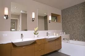 bathroom frameless mirrors beautiful contemporary bathroom ideas modern bathroom wall sconces