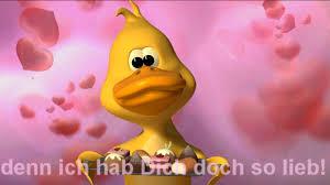 kindergeburtstagssprüche i wish you a happy birthday birthday song starring duggy duck