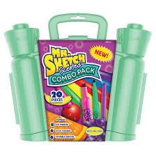 mr sketch fun factory marker kit 20ct target
