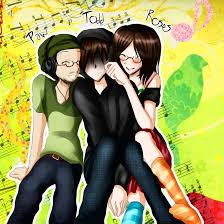 Tgwtg Kink Meme - tgwtg musical trio by himitsunotebook on deviantart