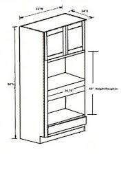 wall oven cabinet width vanilla shaker rta oven units rta cabinet store