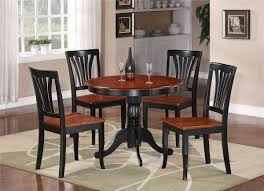 kitchen table free form small round set granite assembled 4 seats