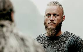 travis fimmel hair for vikings travis fimmel vikings gif find share on giphy