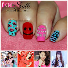 real asian beauty etude house nail artiste contest winner