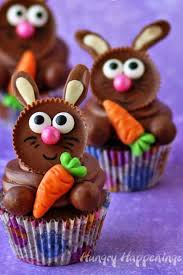 Decorated Easter Cupcakes Recipes by Best 25 Easter Bunny Cupcakes Ideas On Pinterest Easter Bunny